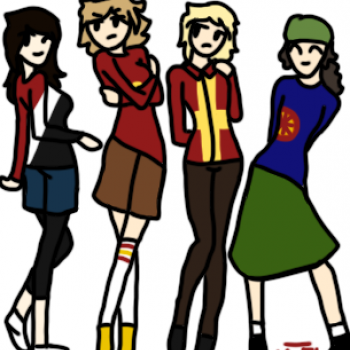 The SatW Kids' Sisters