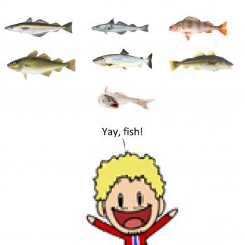 Yay, fish!