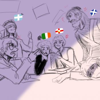 The British Isles  shtpost