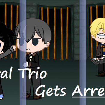 Neutral trio get arrested
