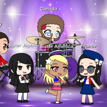 The G7 as a band