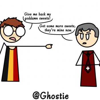 Give me my chocolates!