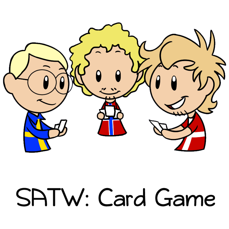 Card game scandinavia and the world for How do you play go fish card game