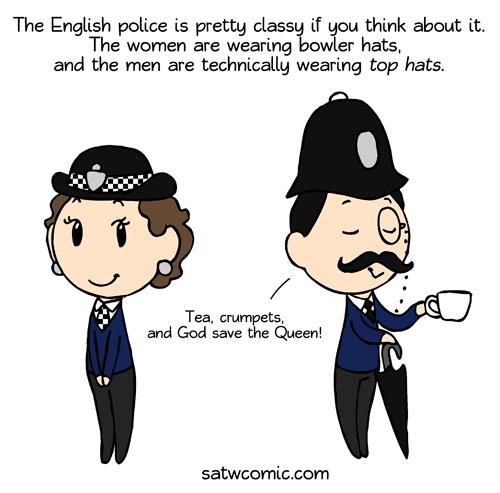 Classy Law satwcomic.com