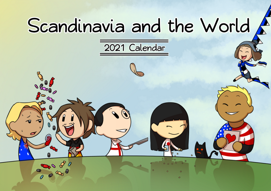 2021 Calendar satwcomic.com