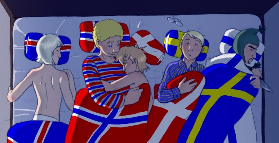 Bedtime Drama satwcomic.com