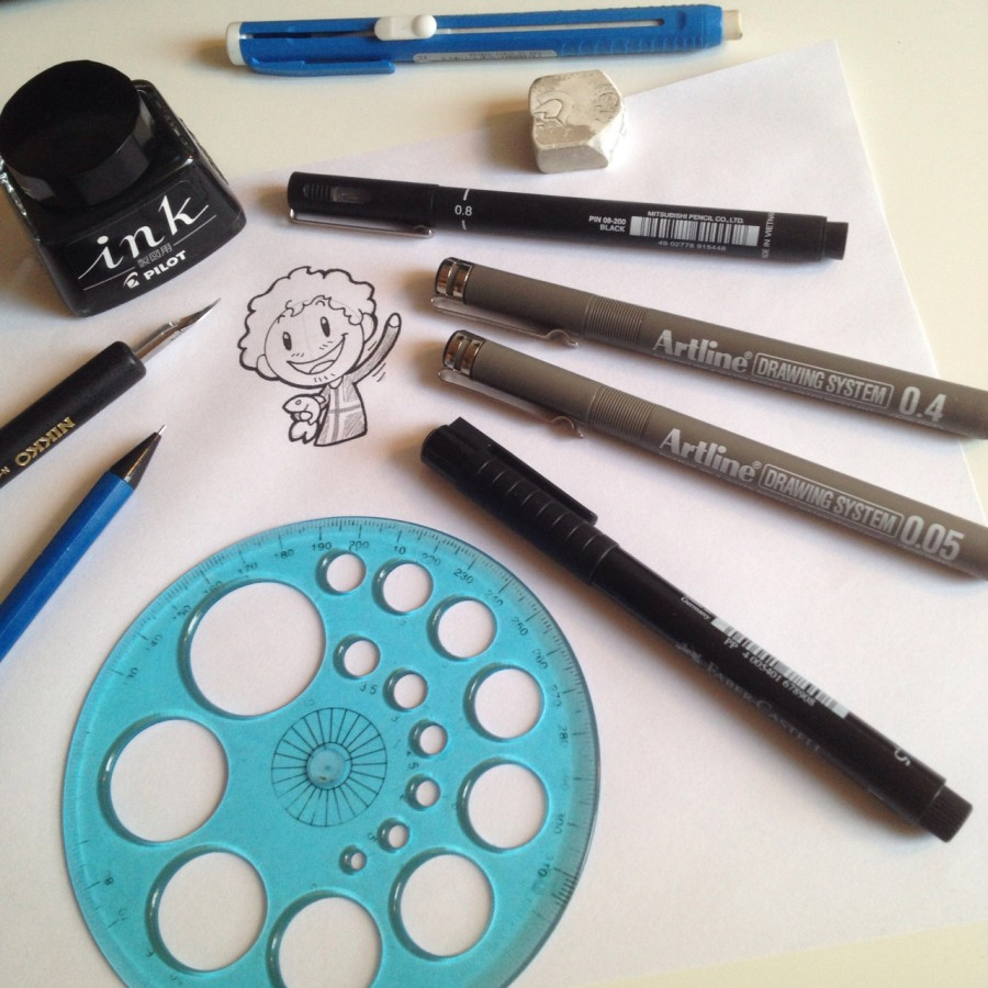 Tools I Use satwcomic.com