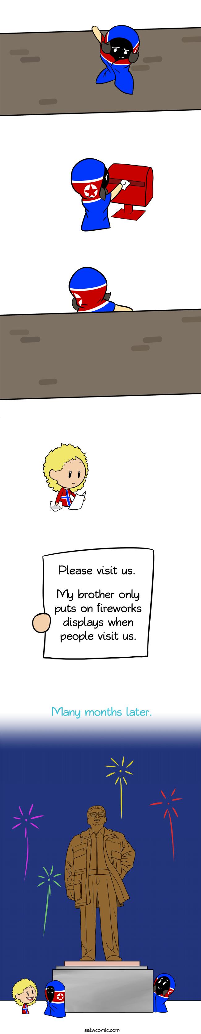 Dear Sister satwcomic.com