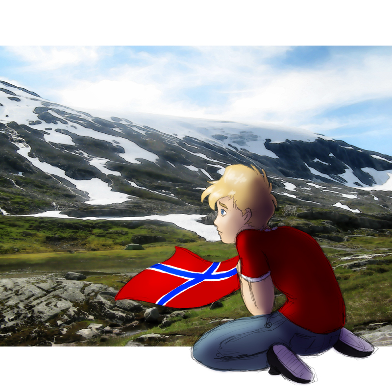 Goodbye Norway satwcomic.com