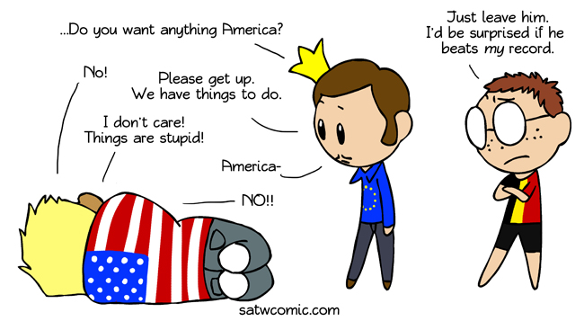 Government Down satwcomic.com
