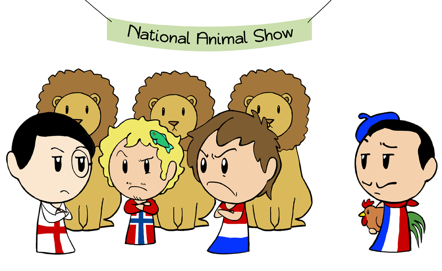 National Animal Show satwcomic.com