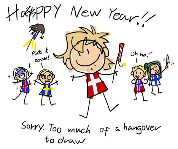 New Year 2014 satwcomic.com