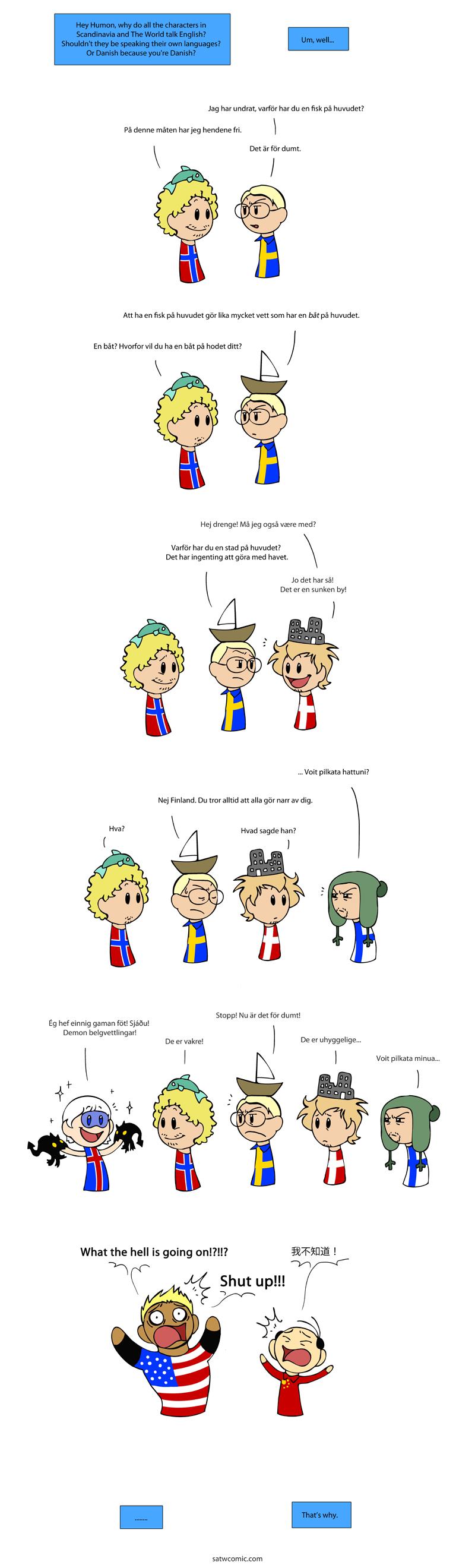 Not English scandinavia.io