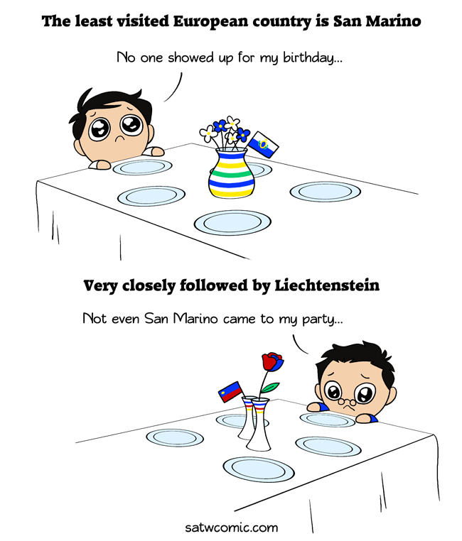 Saddest Party satwcomic.com