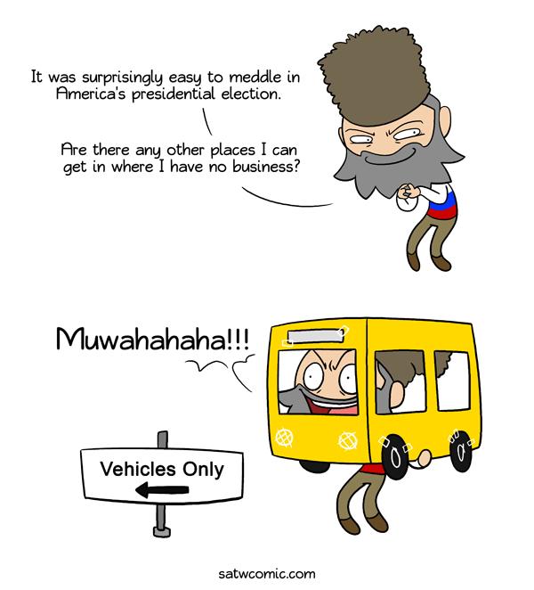 Stop the bus satwcomic.com