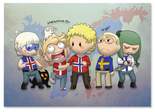 Scandinavian Poster